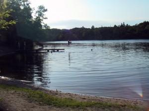 Aunstrup badesø